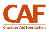 Charities Aid Foundation (CAF) Logo